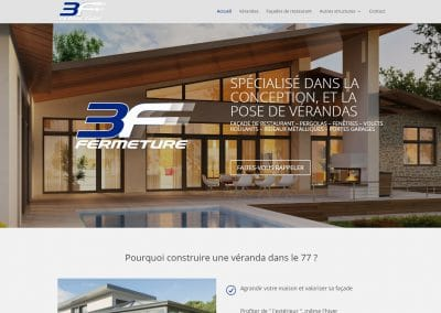 CREATION SITE INTERNET TPE PME VERANDA 17