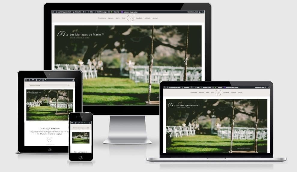 création site internet ile de Ré-La Rochelle