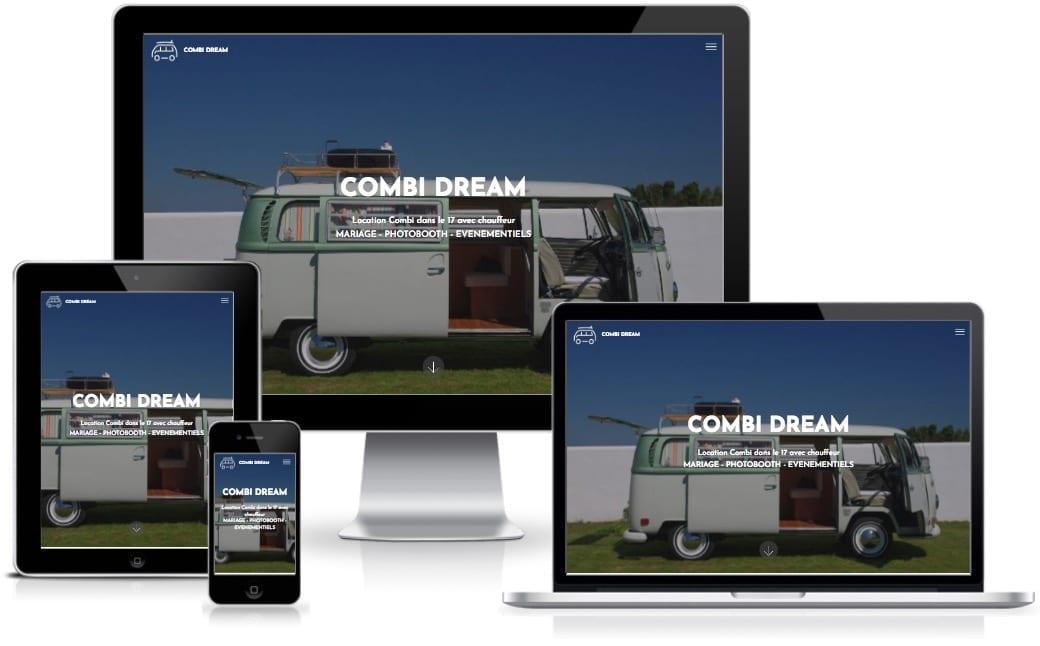 site internet location combi